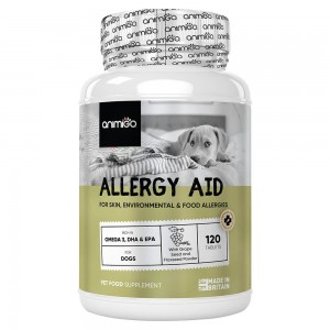 Allergy Aids for Dogs - 120 Tablets