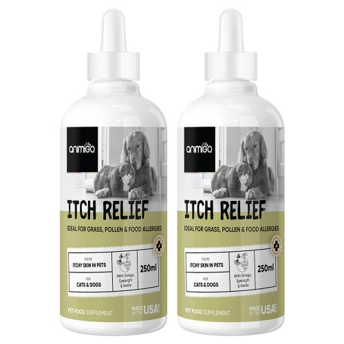 Itch Relief ...